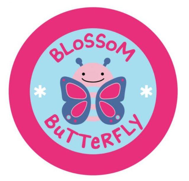 Pote Térmico Skip Hop Baby Zoo Butterfly Borboleta 325ml - Foto 4