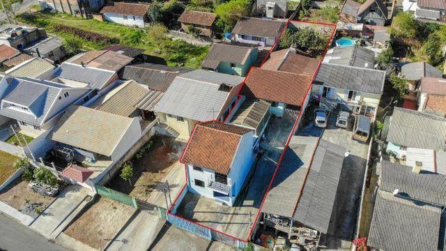 TE0078 Terreno com duas casas no Bairro Alto - Curitiba PR - Foto 5