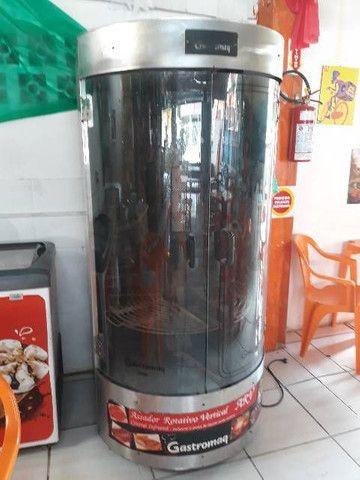Máquina frango giratória gastromaq - Foto 3