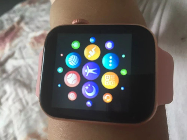 Smartwatch X7 Rosa  - Foto 2