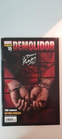 Hq's Marvel Coleção completa Demolidor Panini  - Foto 4