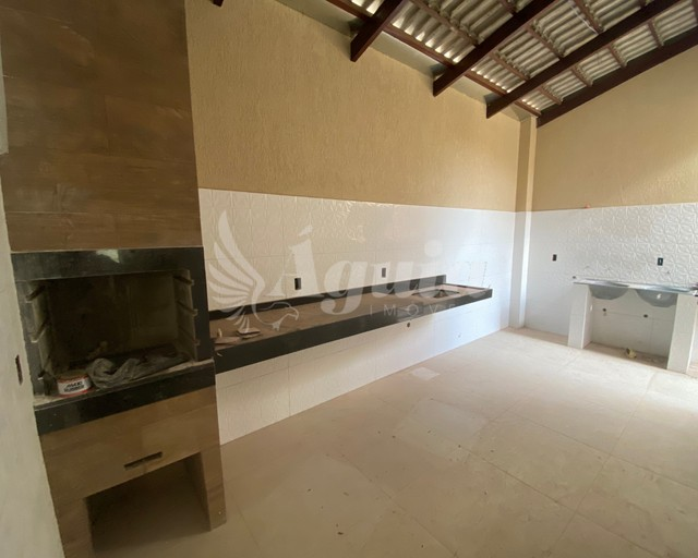 Casa com 3 quartos, varanda gourmet e excelente localização no Residencial São Leopoldo - Foto 11