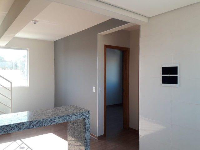 Cobertura pronta pra morar no Rio Branco ? 2 quartos, churrasqueira, 1 vaga - Foto 3
