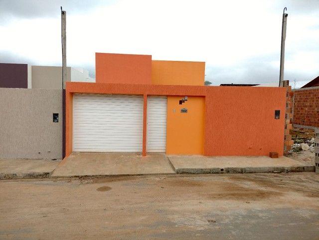 Vendo casa nova na Primavera (Arapiraca).