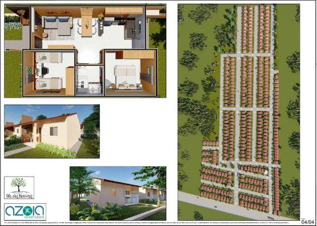 Casa no Residencial Vale das Baraúnas no Panorama Caruaru PE - Foto 4