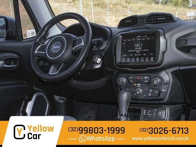 Jeep Renegade Longitude 1.8 4x2 Flex 16V Aut. 2019/2019 - Foto 16