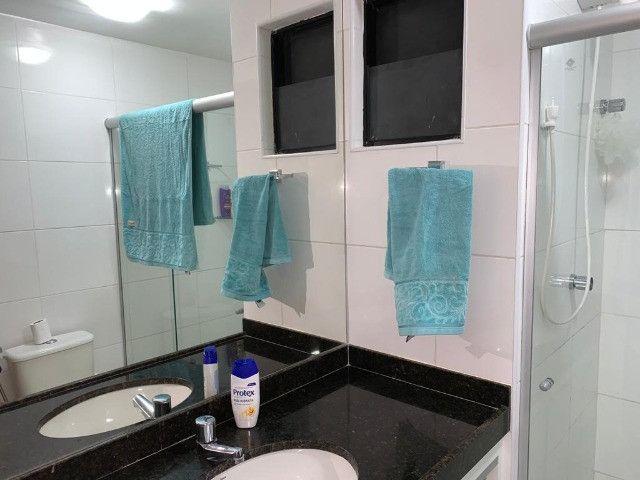 Apartamento 3 Quartos +DCE, Varanda, Completo de Armários - Ponta Verde - Foto 16