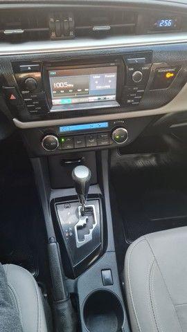Corolla Xei 2.0 Automático Top de linha  - Foto 8