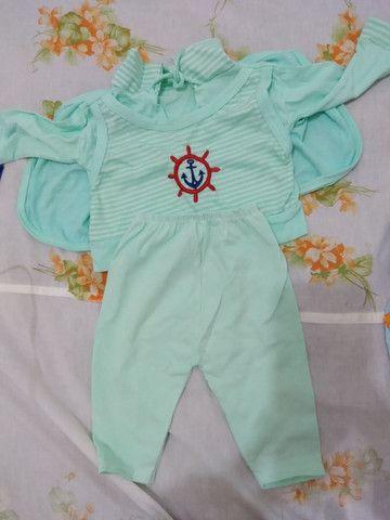 Pagões de menino e blusas - Foto 3