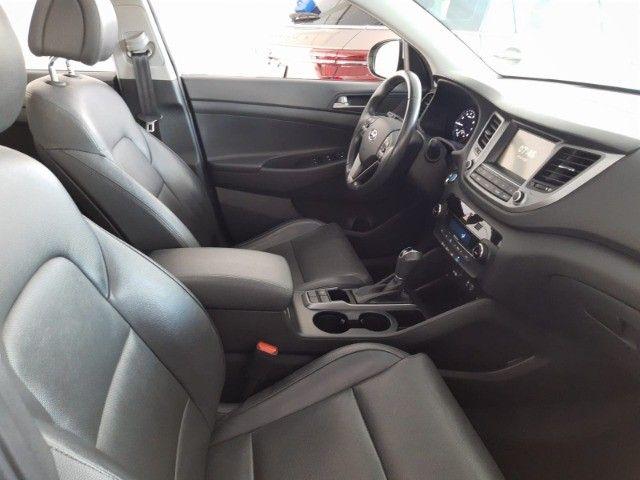 New Tucson GLS 1.6 Turbo - 2019 - Novíssima, Revisada e C/ Garantia - Foto 11