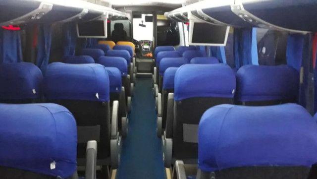 Micro Onibus Executivo Seminovo Volare - Foto 4