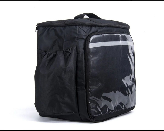 Mochila/bag Impermeável Térmica Entrega Motoboy Delivery