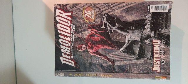 Hq's Marvel Coleção completa Demolidor Panini