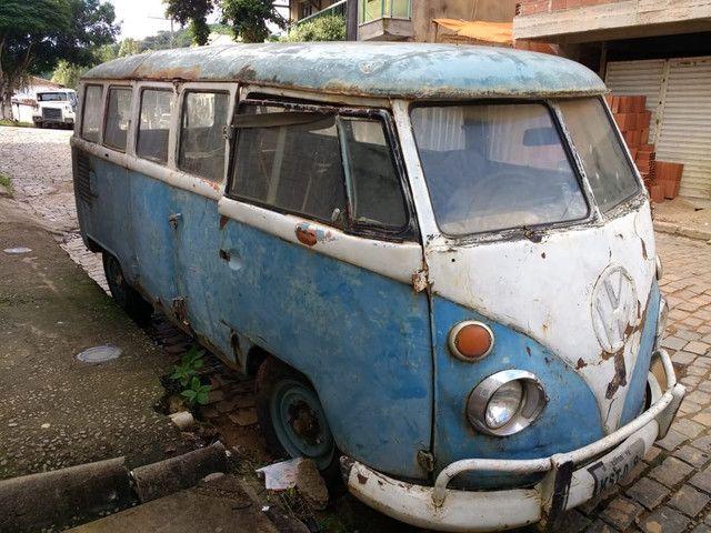 Kombi 1973 vovozinha  - Foto 3