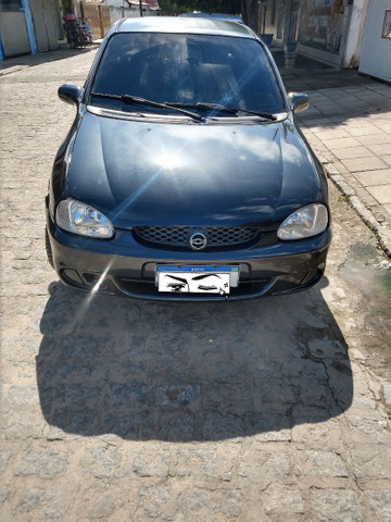 Corsa Millenium 2001 emplacado concervado - Foto 2
