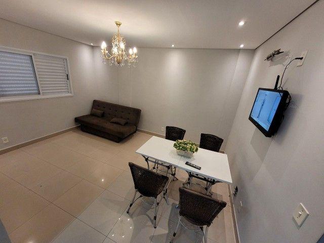 Apartamento mobiliado de TEMPORADA NOVINHO bem localizado em Cuiabá - Foto 12