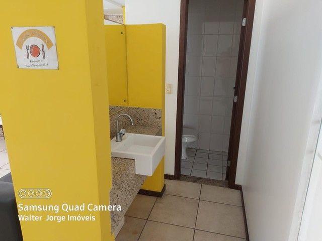Apartamento a venda Pituba, 2/4 garagem vista mar, a 250Mts da Praia - Foto 20