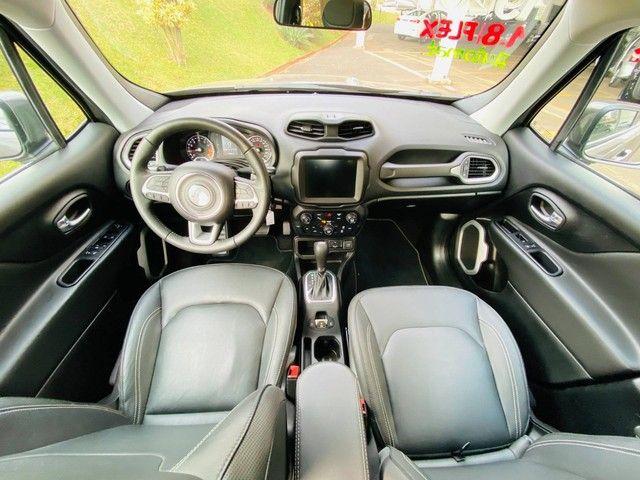 RENEGADE 2019/2020 1.8 16V FLEX LONGITUDE 4P AUTOMÁTICO - Foto 9