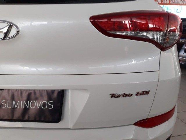 New Tucson GLS 1.6 Turbo - 2019 - Novíssima, Revisada e C/ Garantia - Foto 7