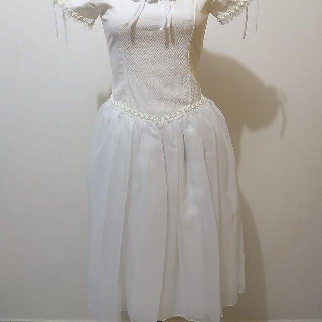 Vestido com detalhe - Foto 2