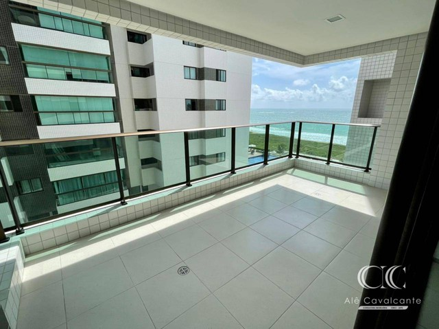 Apartamento com 3 dormitórios à venda, 114 m² por R$ 950.000,00 - Guaxuma - Maceió/AL - Foto 5