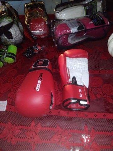 Luvas de Boxe Muay Thai  - Foto 2