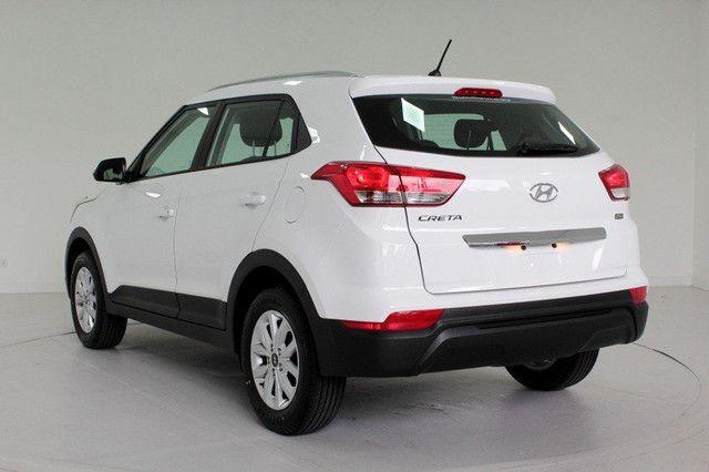 Hyundai Creta 1.6 ACTION Flex Aut. 6M - 2021<br><br> - Foto 2