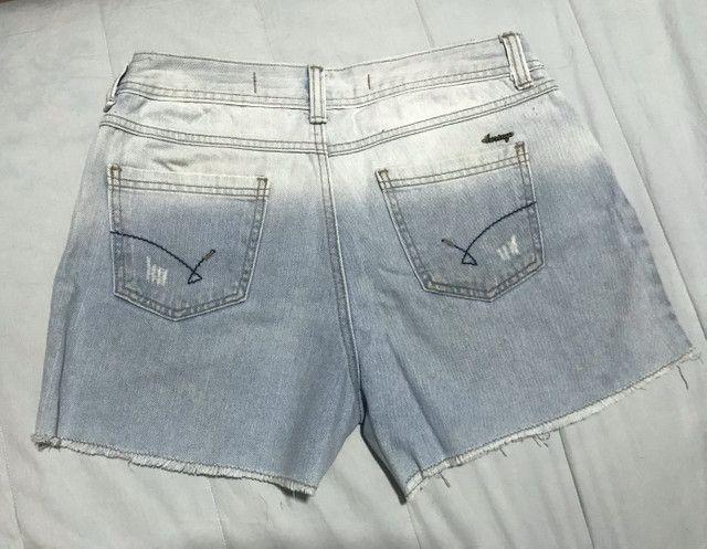 Short jeans Hering - Foto 2