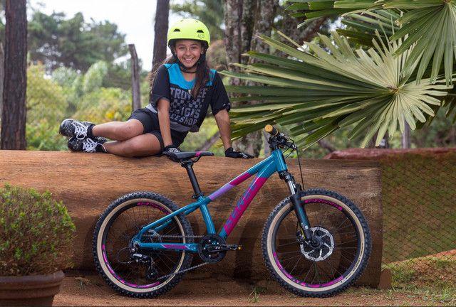 Bicicleta Sense Aro 20 Grom - 2021 - Foto 5