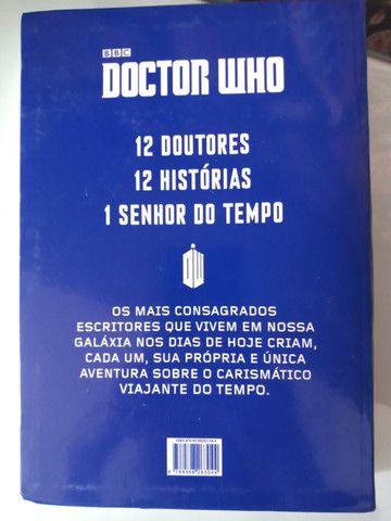 Doctor Who 12 autores 12 histórias - Foto 2