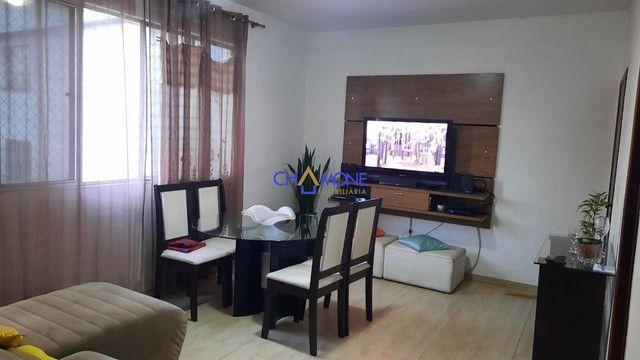 Apartamento à venda com 3 dormitórios em Alípio de melo, Belo horizonte cod:6210