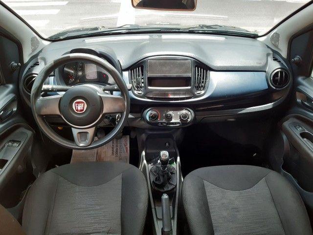 Fiat Uno Attractive flex 1.0 de Garagem Financio entrada + parcelas  - Foto 11