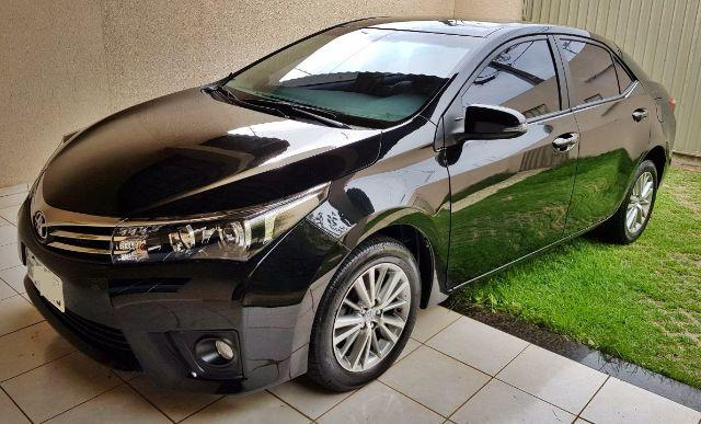 High Quality Toyota Corolla Altis 2014 15