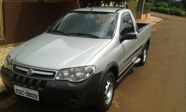VENDO PICKUP STRADA 1.4 FIRE 2011