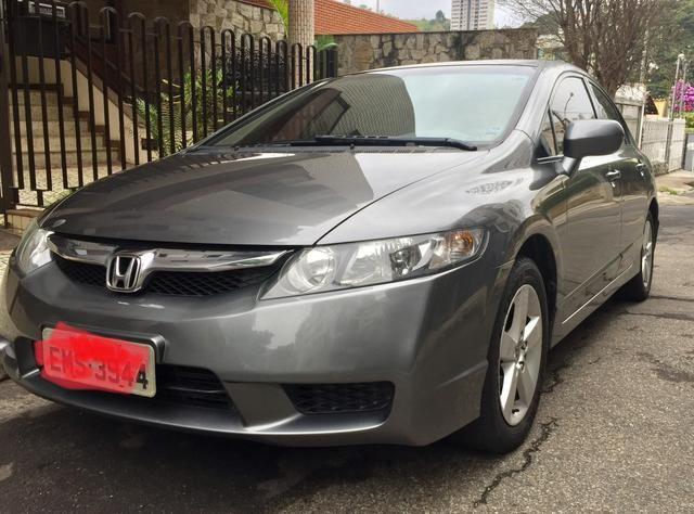 Honda Civic 2010 Sem Detalhes