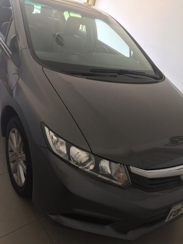 Honda Civic 2014/14 Automatico LXS ,somente Venda !