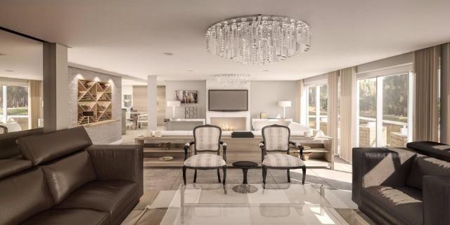 Apartamento com 3 dormitórios à venda, 313 m² por r$ 5.321.000,00 - gramado - gramado/rs - Foto 12
