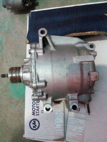 Compressor de carro
