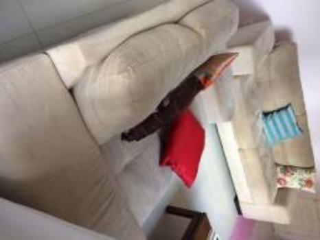 Conjunto sofá 02 e 03 lugares