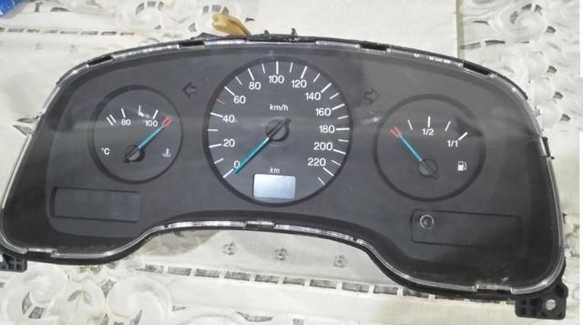 Painel Astra sem RPM