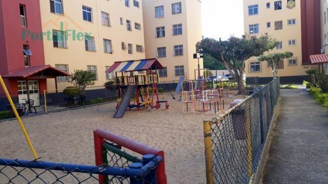 Apartamento à venda com 2 dormitórios em Castelândia, Serra cod:4175 - Foto 17