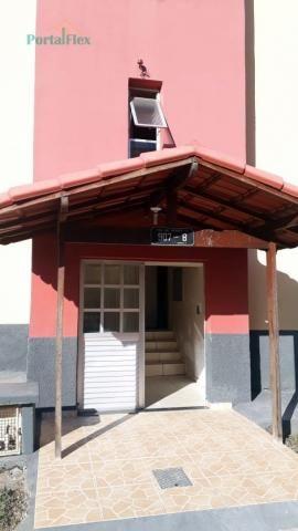 Apartamento à venda com 2 dormitórios em Castelândia, Serra cod:4175 - Foto 3