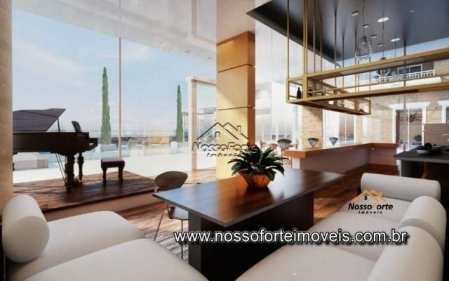 Lançamento Apartamento no Canto do Forte em Praia Grande - Foto 17