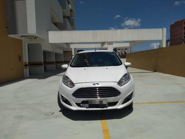 New Fiesta Titanium 1.6 2017 - Foto 10
