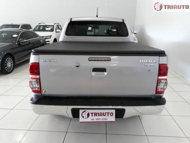 Toyota Hilux SRV CD 4x2 Flex /// POR GENTILEZA LEIA TODO O ANÚNCIO - Foto 5