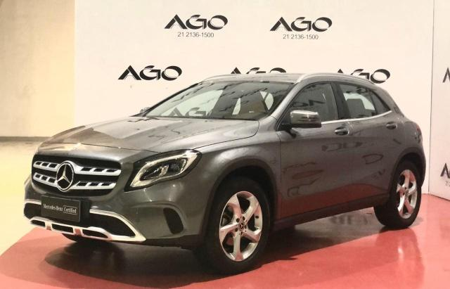 MERCEDES-BENZ GLA 200 2019/2019 1.6 CGI FLEX ADVANCE 7G-DCT - Foto 2