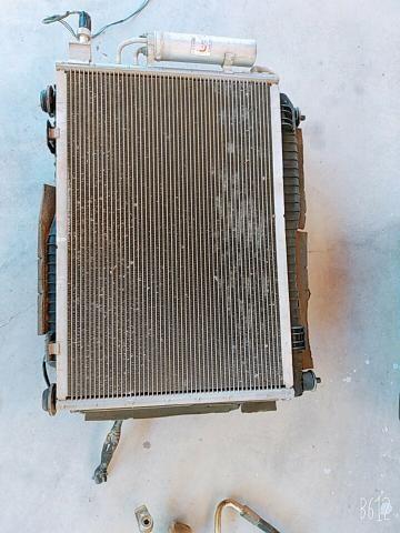 Condensador do ar condicionado ka 2014 ao 2018