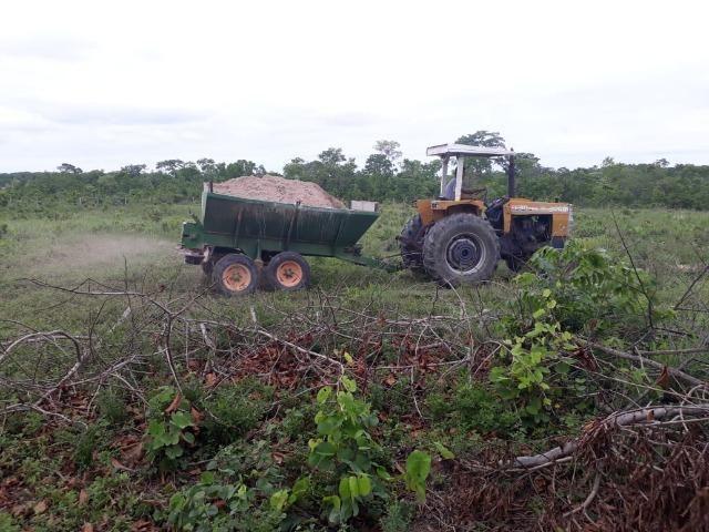 Vendo Sitio / Chácara 72 hectares, Pecuária ou lavoura, Casa, energia, Agua, Nobres - Foto 10