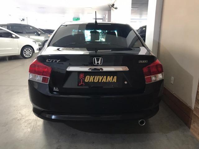 Honda city 1.5 exl automático sem detalhes muito bem conservado - Foto 6