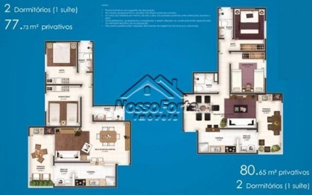 Lançamento Apartamento Alto Padrão Centro de Mongaguá - Foto 13